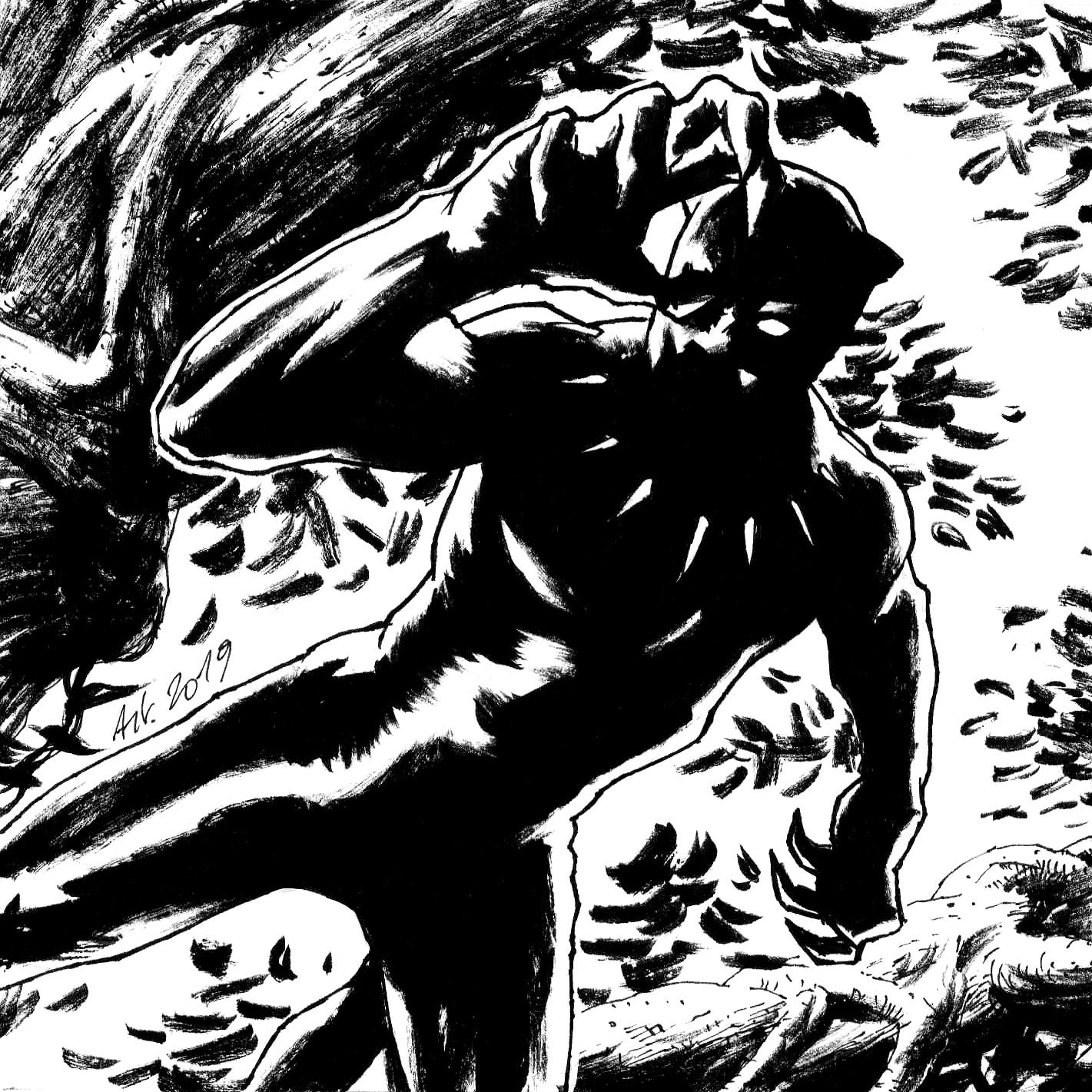 blak panther